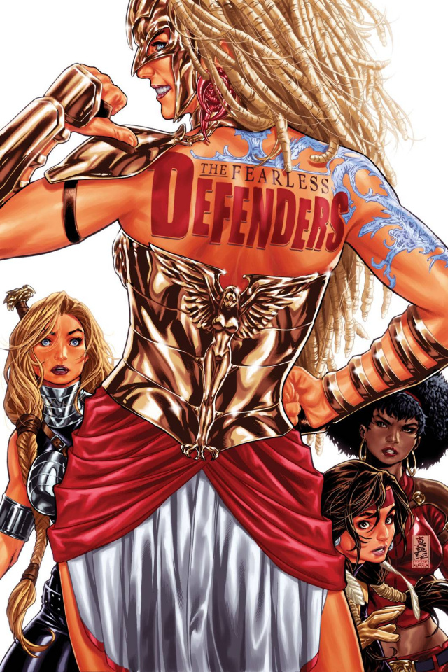 The Fearless Defenders #3