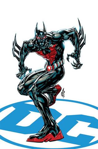 Batman Beyond: Rebirth #1 (Variant Cover)
