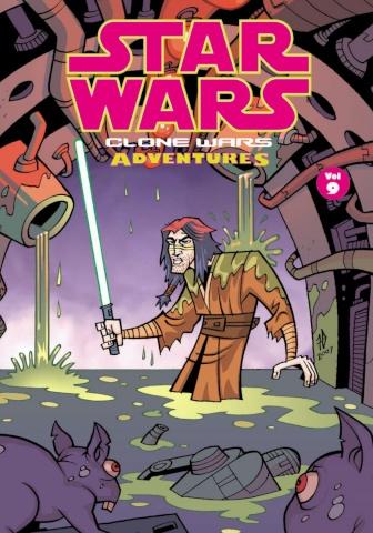 Star Wars: Clone Wars Adventures Vol. 9