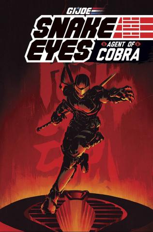 G.I. Joe: Snake Eyes - Agent of Cobra