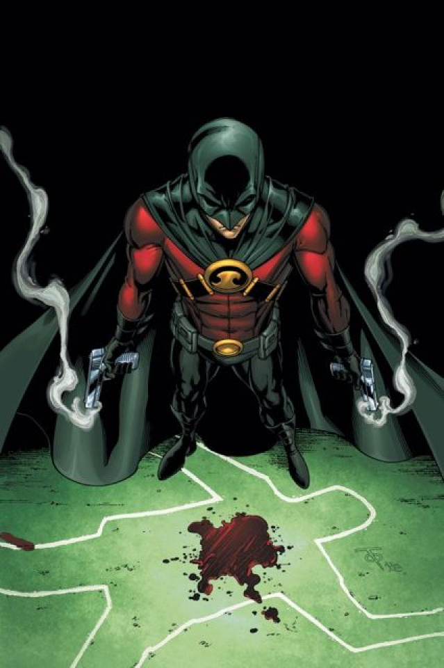 Red Robin #23