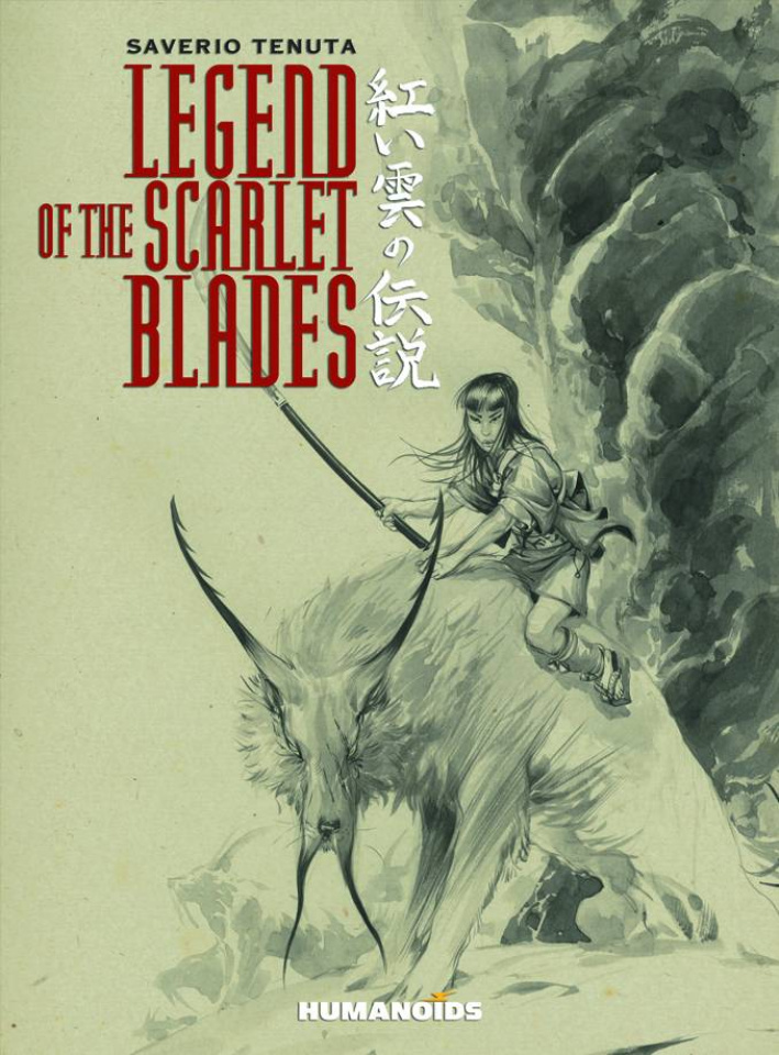 Legend of the Scarlet Blades