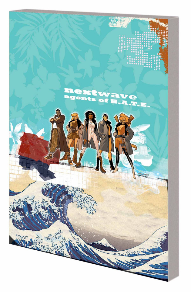 Nextwave: Agents of H.A.T.E. Complete Collection
