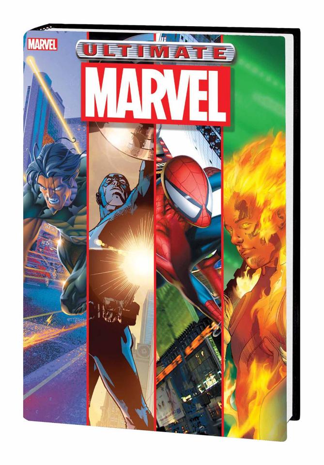 Ultimate Marvel Omnibus Vol. 1