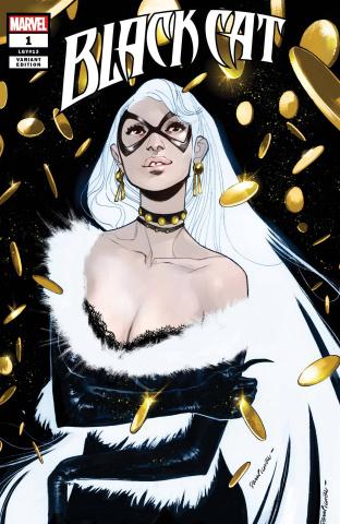 Black Cat #1 (Pichelli Cover)