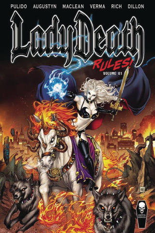 Lady Death Rules! Vol. 1