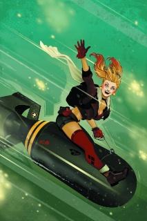 DC Comics Bombshells #4