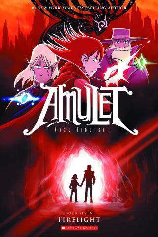 Amulet Vol. 7: Firelight