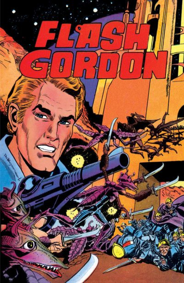 The Flash Gordon Comic Book Archives Vol. 3