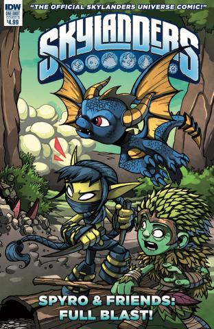Skylanders: Spyro & Friends - Full Blast! (Baldeo Cover)