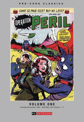 Operation: Peril Vol. 1