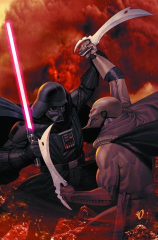 Star Wars: Darth Vader & The Ninth Assassin #5
