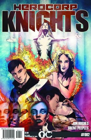 Herocorp: Knights #2