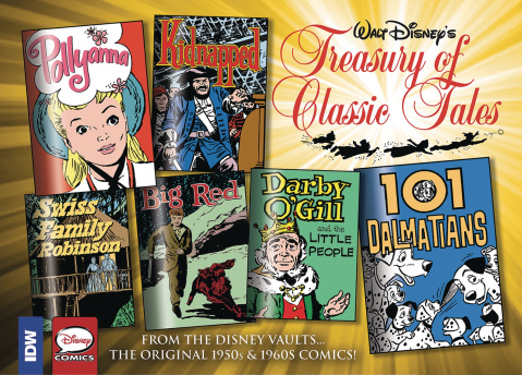 Walt Disney's Treasury of Classic Tales Vol. 3