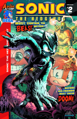 Sonic the Hedgehog #267
