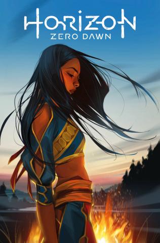 Horizon: Zero Dawn #3 (Loish Cover)