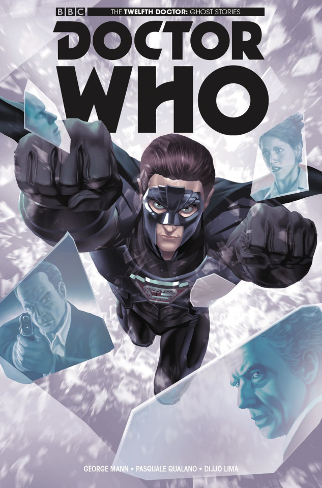 Doctor Who: The Twelfth Doctor - Ghost Stories #2 (Guerrero Cover)