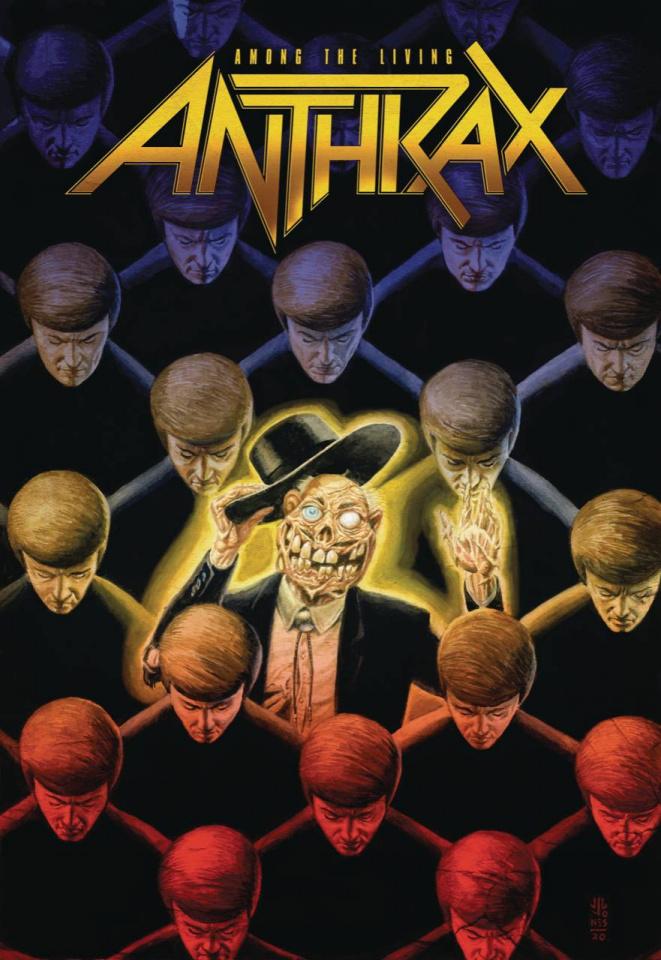 Anthrax: Among the Living