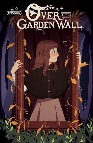 Over the Garden Wall #9 (Subscription Perdue Cover)