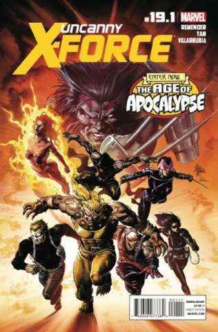 Uncanny X-Force #19.1