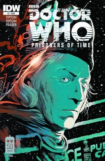 Doctor Who: Prisoners of Time #1 (2nd Printing)
