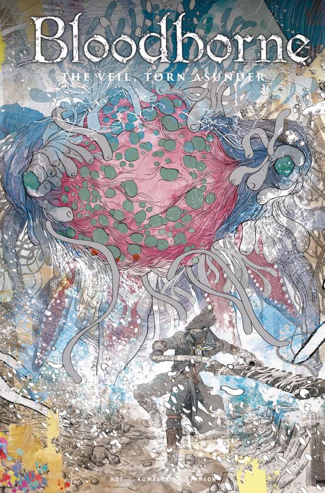 Bloodborne #14 (Jeske Cover)