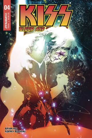 KISS: Blood and Stardust #5 (Sayger Cover)