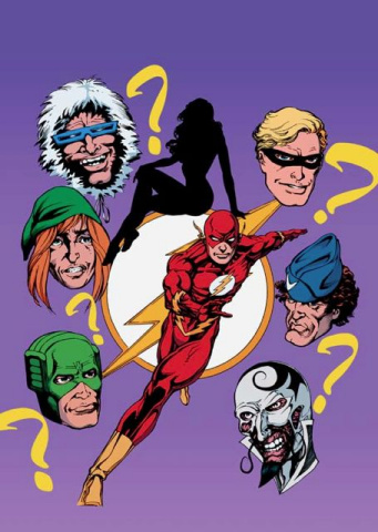 DC Retroactive: The Flash - The 80's #1