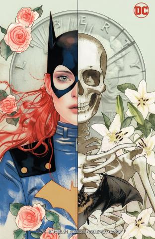 Batgirl #24 (Variant Cover)