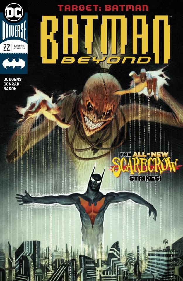 Batman Beyond #22