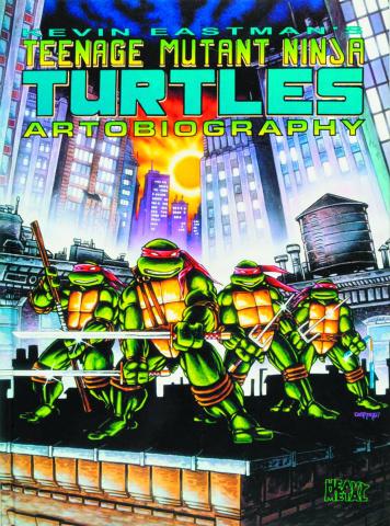 Teenage Mutant Ninja Turtles: Artobiography