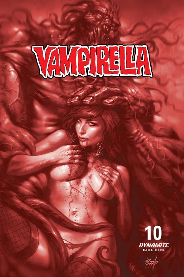 Vampirella #10 (15 Copy Parrillo Tint Cover)