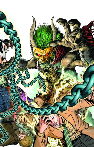 Justice League Dark #23.1: The Creeper