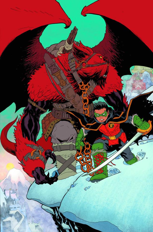 Robin: Son of Batman #1
