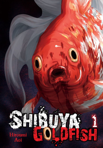 Shibuya Goldfish (Halloween ComicFest 2018)