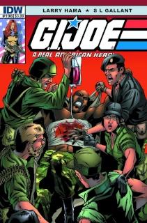 G.I. Joe: A Real American Hero #198