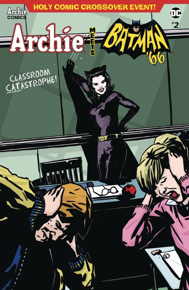 Archie Meets Batman '66 #2 (Smith Cover)