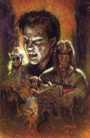 Nightbreed #1 (Phoenix Con Cover)