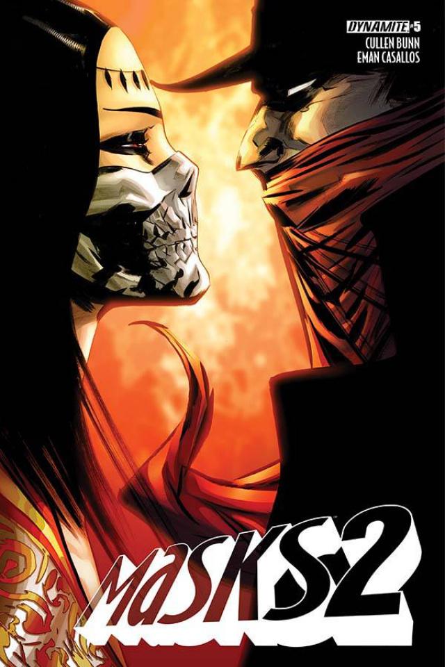 Masks 2 #5 (Lee Cover)