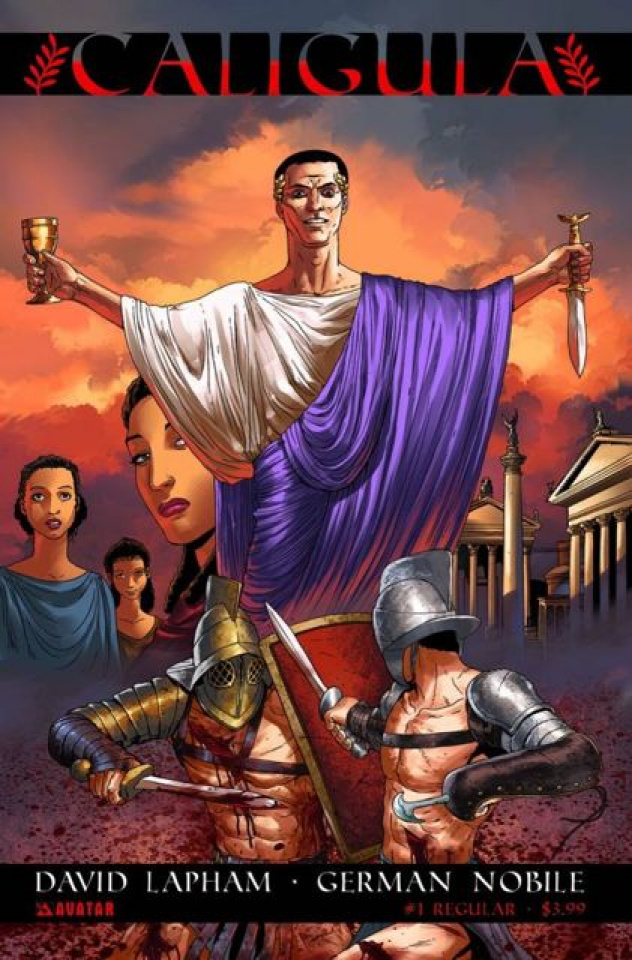 Caligula #1