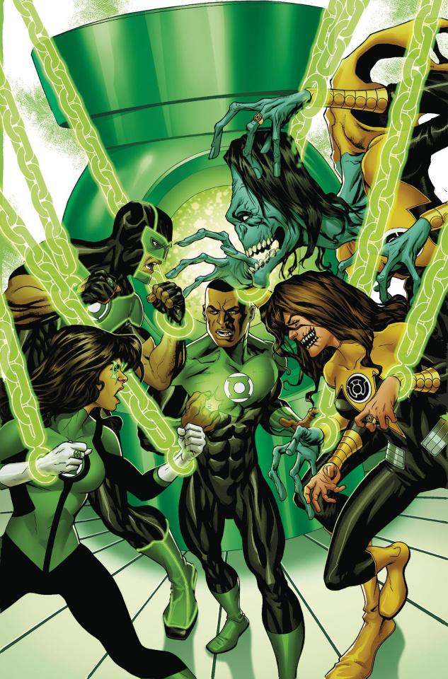 Green Lanterns #24
