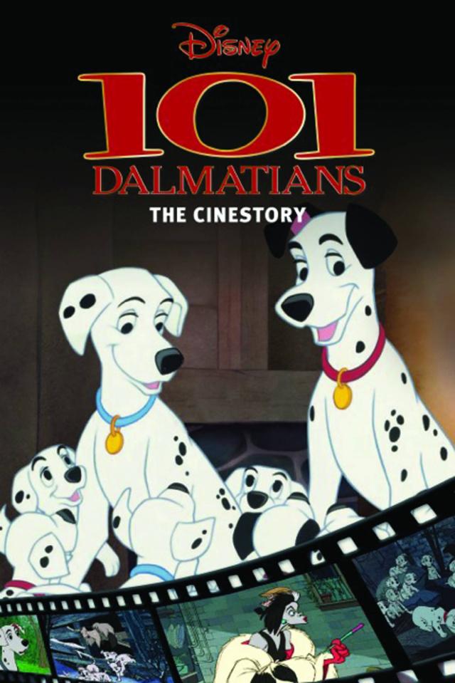 101 Dalmatians: The Cinestory Vol. 1