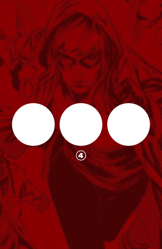 Crossover #4 (50 Copy Ellipsis Design Cover)