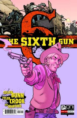 The Sixth Gun #23