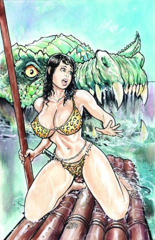 Cavewoman: Castaway (Cover A)