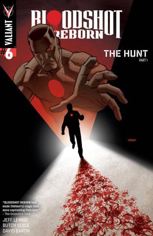 Bloodshot: Reborn #6 (Johnson Cover)