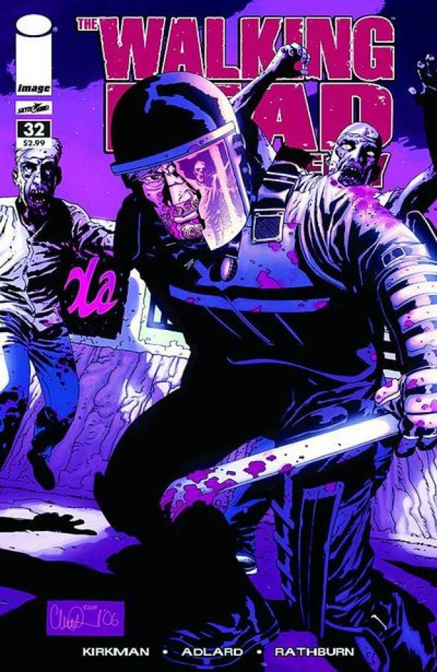 The Walking Dead Weekly #32
