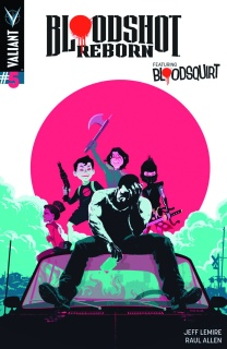 Bloodshot: Reborn #5 (2nd Printing)