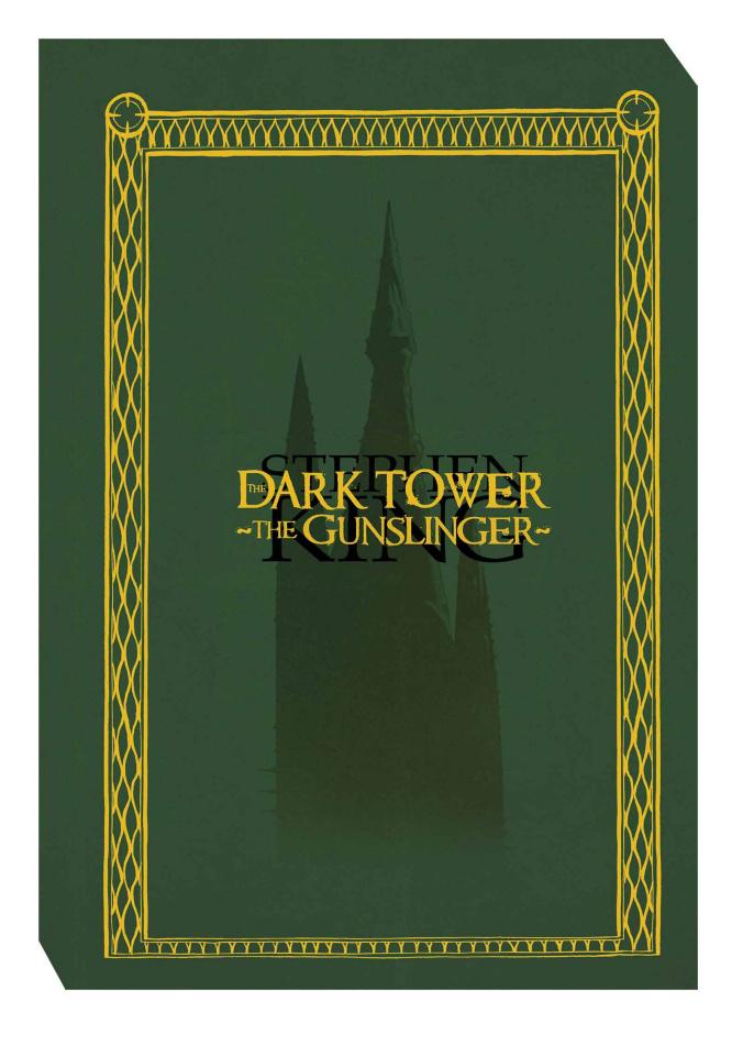 The Dark Tower: The Gunslinger Omnibus Slipcase