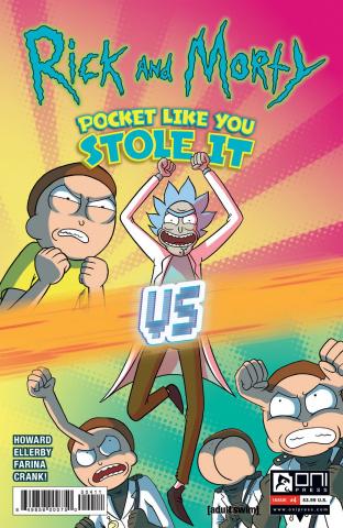 Rick and Morty: Pocket Like You Stole It #4
